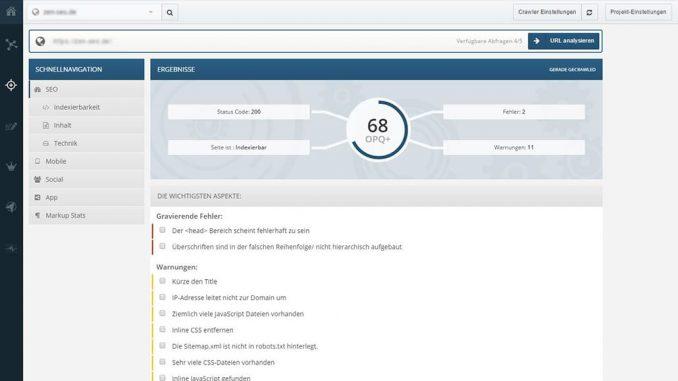 onpage-org-focus ist ein Modul in der beliebten onpage Seo Suite
