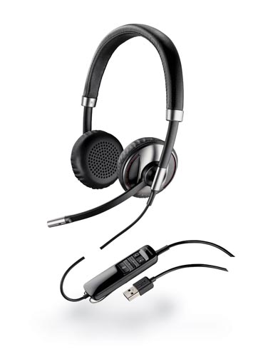 Webinar Headset Onlineberatung Plantronics