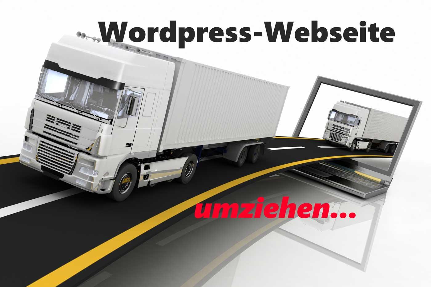 wordpress_webseite_umziehen